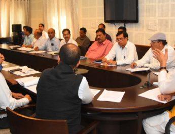 मुख्यमंत्री ने की ऋषिकेश-कर्णप्रयाग रेल लाइन के कार्यो की प्रगति की समीक्षा 2