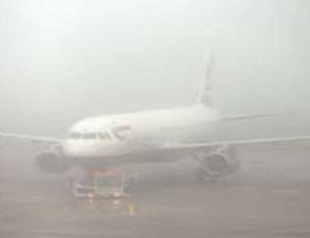 हवाई सेवाओं पर मौसम का लगा ब्रेक 2