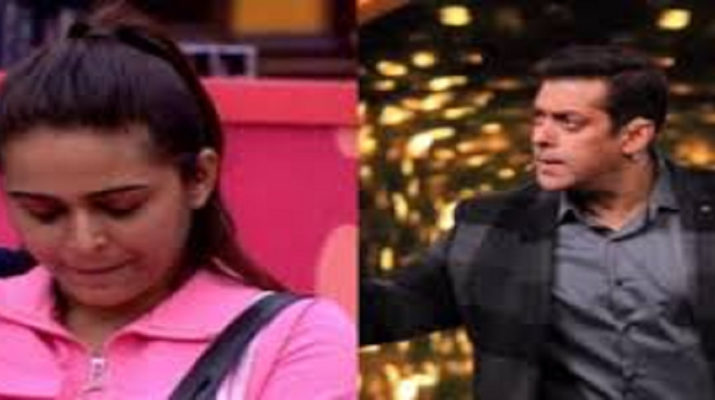 सलमान खान ने गुस्से में मधुरिमा को किया शो से किया बाहर!