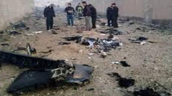 अमेरिका-ईरान तनाव के चलते, ईरान की राजधानी तेहरान में हुआ प्लेन क्रैश, 170 यात्रियों की मौत 1