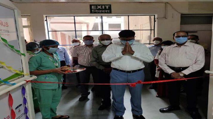 हिमालयन हॉस्पिटल में उत्तराखंड का सबसे बड़ा डायलिसिस सेंटर हुआ स्थापित, डायलिसिस मशीन 30 से बढ़ाकर की गई 40 1