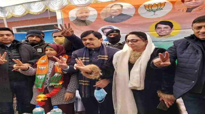 Jammu & Kashmir: Muslims in India are safe than living in Pakistan: Syed Shahnawaz Hussain 13