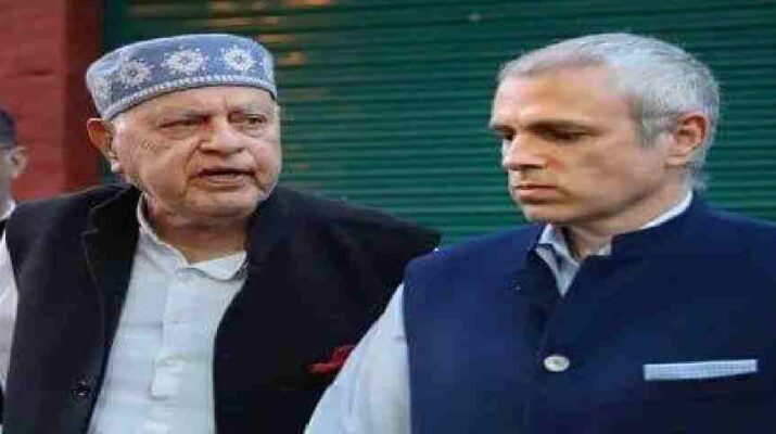 I am Sher-e-Kashmir's son, will not bow before anyone except Almighty - Dr Farooq Abdullah 6