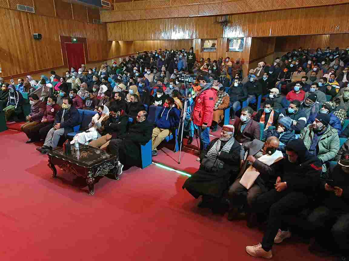 J&K: BJP facilitated newly elected representatives, vowed to work for development in region, Was victory of trust and commitment: Chugh 2