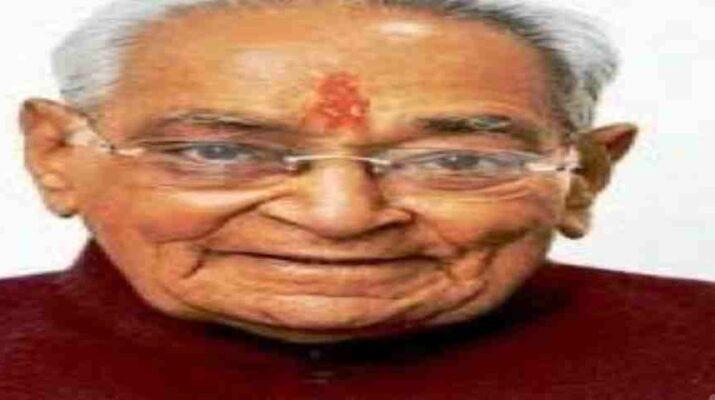 कांग्रेस वरिष्ठ नेता मोतीलाल वोरा का 93 साल की उम्र में निधन 1