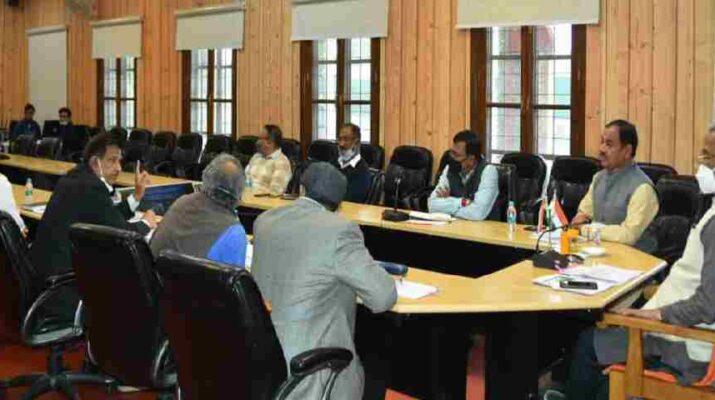 मुख्यमंत्री की अध्यक्षता में आयोजित हुई उत्तराखण्ड कैम्पा की बैठक, वनाग्नि रोकने के लिये हो समेकित प्रयास - मुख्यमंत्री 7