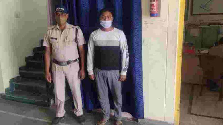 देहरादून: अट्ठाईस लाख का गबन करने वाले फरार मैनेजर गिरफ्तार 19