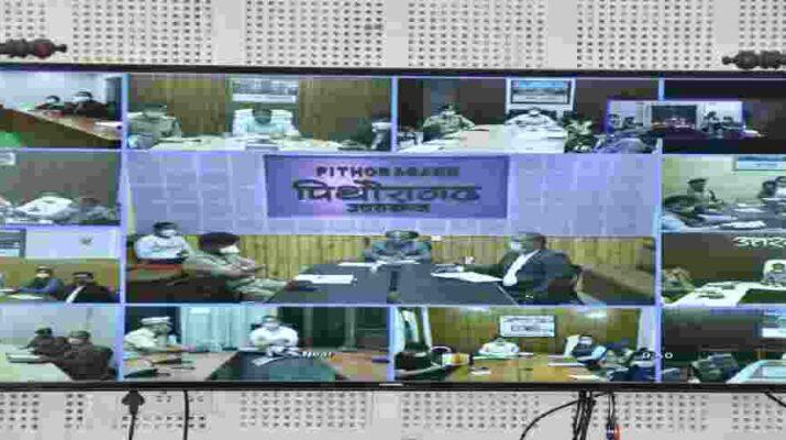 प्रदेश में आने वाले दूसरे राज्यो के लोगो को आरटीपीसीआर की नेगेटिव रिपोर्ट के बिना अनुमति न दी जाए, उत्तराखण्ड वापस आने वाले प्रवासी लोगों के लिए रजिस्ट्रेशन की व्यवस्था सुनिश्चित की जाए-मुख्यमंत्री तीरथ सिंह रावत 1