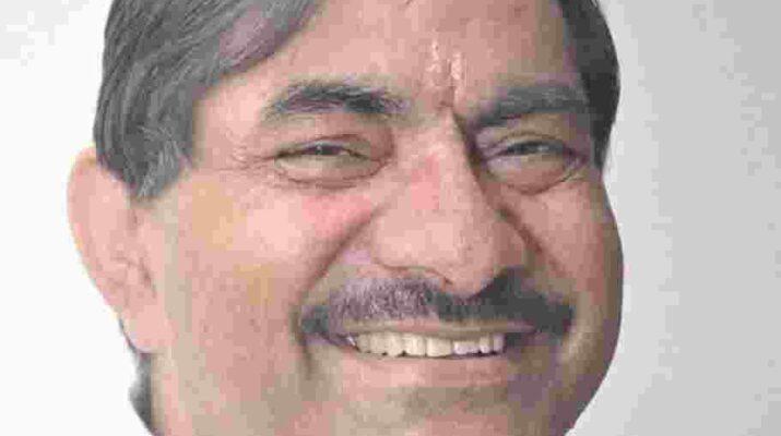वरिष्ठ कांग्रेस नेता व प्रदेश अनुशासन समिति के अध्यक्ष प्रमोद कुमार सिंह का आज सुबह मैक्स हॉस्पिटल में निधन 14
