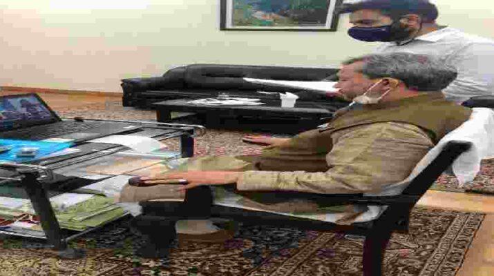 मुख्यमंत्री तीरथ सिंह रावत ने कोविड के खिलाफ सहयोग के लिए की बड़े उद्योगपतियों से वार्ता, हर संभव सहयोग का मिला आश्वासन 1