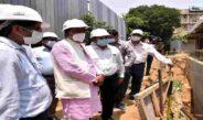 Uttarakhand: पेयजल मंत्री बिशन सिंह चुफाल ने नई दिल्ली में निर्माणाधीन भवन उत्तराखण्ड निवास का किया निरीक्षण, कहा – निर्माण कार्य, गुणवत्ता बनाए रखते हुए तय की गई समय सीमा में पूरा करना सुनिश्चित किया जाए