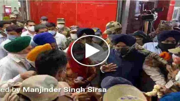 Kashmir: After huge protest on Sikh girls forced conversion matter, One Sikh girl handed over back to family, now married to a Sikh boy 6