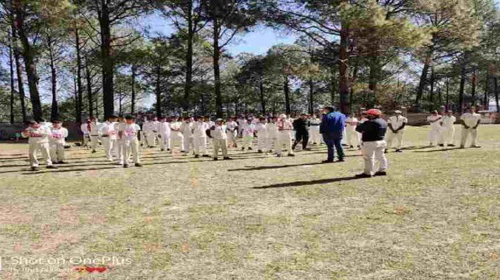 क्रिकेट एसोसिएशन ऑफ अल्मोड़ा के अंडर-16 एवं अंडर-19 बालक वर्ग के क्रिकेट ट्रॉयल की प्रक्रिया शुरू 1