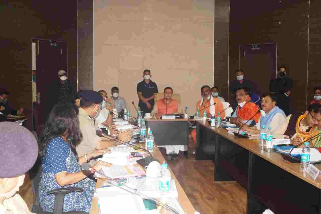 मुख्यमंत्री पुष्कर सिंह धामी ने कुमाऊं दौरे के दौरान 179.26 करोड़ लागत की 65 योजनाओं का किया लोकार्पण एवं शिलांयास 2
