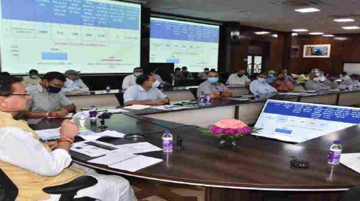 Uttarakhand: स्वरोजगार के लिए 1 से 15 सितम्बर तक जनपदों में लगेंगे कैम्प, मुख्यमंत्री ने स्वरोजगार योजनाओं की, की समीक्षा - निर्धारित लक्ष्यों को समय से पूरे करने के निर्देश 12