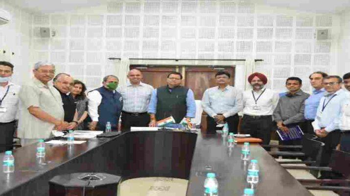 Uttarakhand: प्रदेश में उद्योगों को दिया जायेगा बढ़ावा, बनायी जायेगी उद्योगों के अनुकुल और अधिक कारगर नीतिः मुख्यमंत्री 6