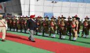 Uttarakhand: नवनियुक्त राज्यपाल लेफ्टिनेंट जनरल (सेवानिवृत) गुरमीत सिंह पहुंचे देहरादून, पुलिस द्वारा  दिया गया गार्ड ऑफ ऑनर