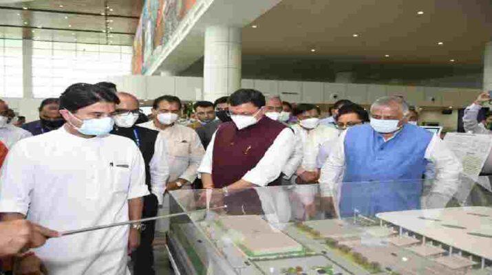 उत्तराखण्ड में 7 नई हेली सेवाओं का शुभारम्भ, सीएम पुष्कर सिंह धामी और केंद्रीय नागरिक उड्डयन मंत्री ज्योतिरादित्य सिंधिया ने किया फ्लैग ऑफ, जौलीग्रान्ट एयरपोर्ट की नई टर्मिनल बिल्डिंग का भी किया गया उद्घाटन 14