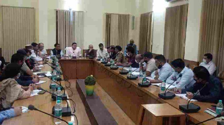 Uttarakhand Disaster Update: मृतक परिजन को 4 लाख रूपये की राहत राशि दी जाएगी- भवन क्षति, पशुधन क्षति आदि पर भी मानकों के अनुरूप सहायता राशि जल्द दी जाएगी - मुख्यमंत्री पुष्कर सिंह धामी 8